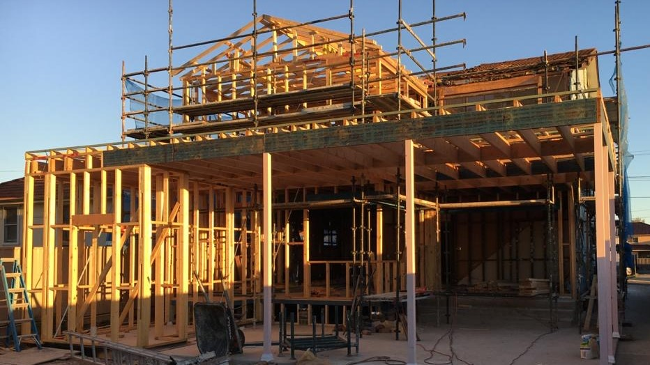 Granny Flats, New Home Builds, Renovations Sydney